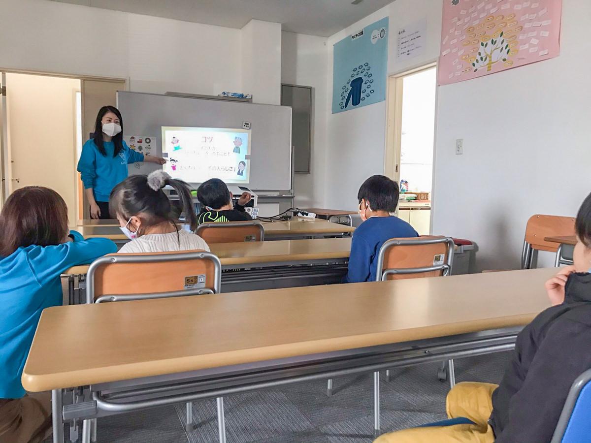 にがおえ教室